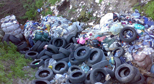 bonifica rifiuti_